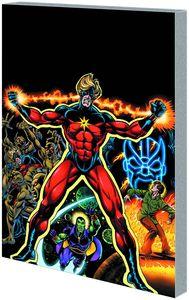 [Essential Captain Marvel: Volume 2 (Product Image)]