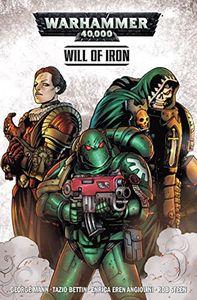[Warhammer 40K: Volume 1: Will Of Iron (Product Image)]