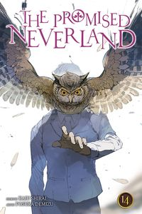 [Promised Neverland: Volume 14 (Product Image)]