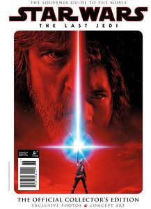 [Star Wars: The Last Jedi: Official Collector's Edition Magazine (Product Image)]