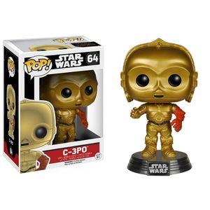 [Star Wars: The Force Awakens: Pop! Vinyl Figures: C-3PO (Product Image)]