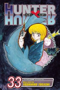 [Hunter X Hunter: Volume 33 (Product Image)]