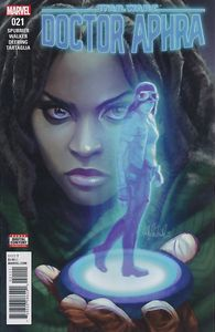 [Star Wars: Doctor Aphra #21 (Product Image)]