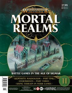 [Warhammer: Age Of Sigmar: Mortal Realms #11 (Product Image)]