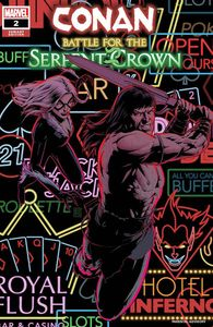 [Conan: Battle For The Serpent Crown #2 (Christopher Variant) (Product Image)]
