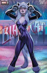 [Black Cat #1 (J Scott Campbell 'B' Variant) (Product Image)]