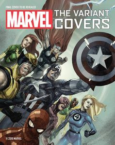 [Marvel Comics: The Variant Covers (Hardcover) (Product Image)]
