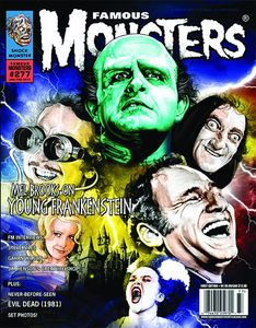 [Famous Monsters Of Filmland #277 (Product Image)]