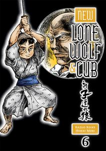 [New Lone Wolf & Cub: Volume 6 (Product Image)]