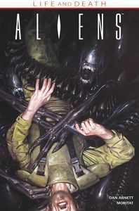 [Aliens: Life & Death (Product Image)]