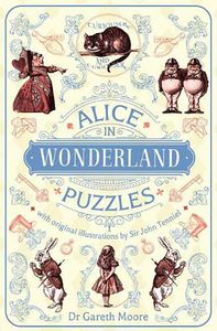 [Alice In Wonderland Puzzles: With Original Illustrations By Sir John Tenniel (Product Image)]