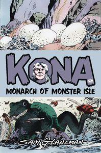 [Kona #2 (Cover A Sam Glanzman) (Product Image)]