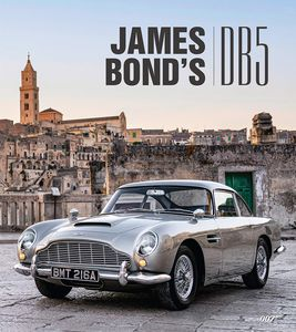 [James Bond's Aston Martin DB5 (Hardcover) (Product Image)]