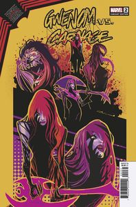 [King In Black: Gwenom Vs Carnage #2 (Flaviano Design Variant) (Product Image)]