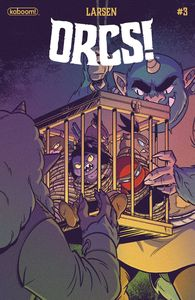 [Orcs #3 (Cover B Boo) (Product Image)]