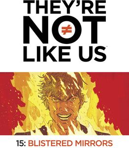 [They're Not Like Us #15 (Product Image)]