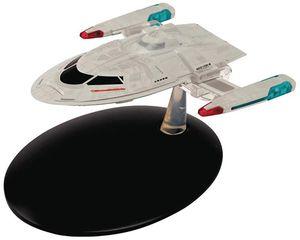 [Star Trek: Starships Figure Collection Magazine #75 Enterprise E Captain's Yacht (Product Image)]