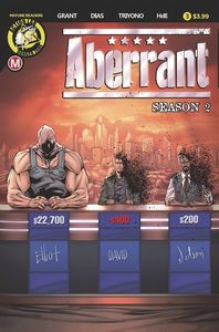 [Aberrant: Season 2 #3 (Cover A Leon Dias) (Product Image)]