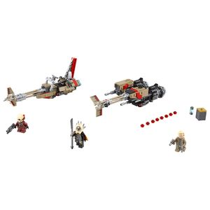 [LEGO: Star Wars: Cloud-Rider Swoop Bikes (Product Image)]