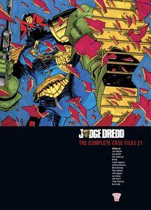 [2000AD: Judge Dredd: Complete Case Files: Volume 21 (Product Image)]