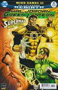 [Hal Jordan & The Green Lantern Corps #30 (Product Image)]