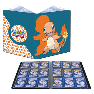 [Pokémon: 9-Pocket Portfolio: Charmander (Product Image)]