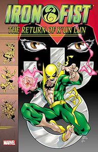 [Iron Fist: Return Of K'un Lun (Product Image)]