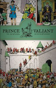 [Prince Valiant: Volume 19: 1973-1974 (Hardcover) (Product Image)]