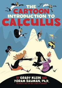 [The Cartoon Introduction To Calculus (Product Image)]