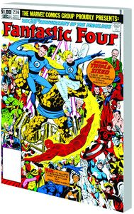 [Fantastic Four: Visionaries: John Byrne: Volume 1 (New Printing) (Product Image)]
