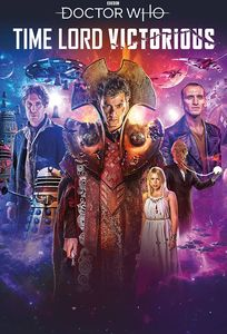 [Doctor Who: Time Lord Victorious #1 (Cover A Binding) (Product Image)]