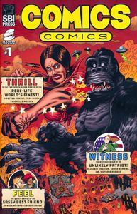 [Comics Comics: Quarterly #1 (Product Image)]