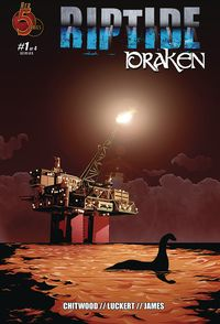 [The cover for Riptide: Draken #1]