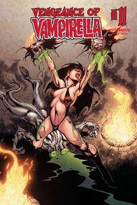 [Vengeance Of Vampirella #11 (Castro Bonus Variant) (Product Image)]