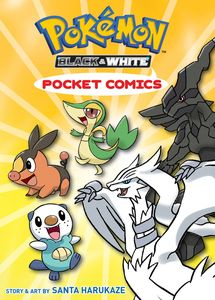 [Pokemon: Pocket Comics: Volume 1 (Product Image)]