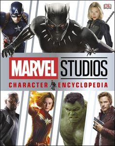 [Marvel Studios Character Encyclopedia (Hardcover) (Product Image)]