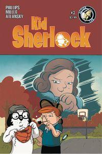 [Kid Sherlock #3 (Product Image)]