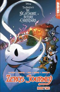 [Nightmare Before Christmas: Zero's Journey: Volume 2 (Product Image)]
