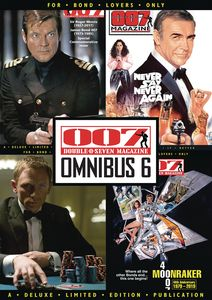 [007 Magazine Omnibus: Volume 6 (Product Image)]