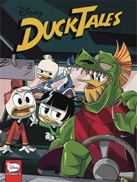 [The cover for Ducktales: Silence & Science #3 (Cover A Various)]
