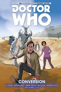 [Doctor Who: The Eleventh Doctor: Volume 3: Conversion (Hardcover) (Product Image)]