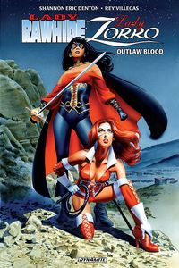 [Lady Rawhide / Lady Zorro: Outlaw Blood (Product Image)]