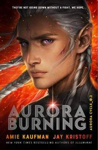 [The Aurora Cycle: Book 2: Aurora Burning (Product Image)]