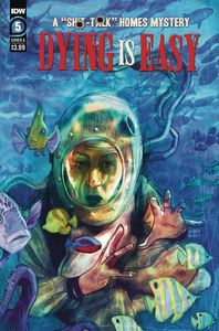 [Dying Is Easy #5 (Cover A Simmonds) (Product Image)]