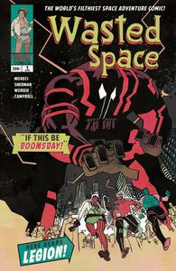 [Wasted Space #1: (Forbidden Planet Jetpack Sherman Variant) (Product Image)]