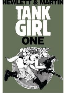 [Tank Girl: Volume 1 (Anniversary - Titan Edition) (Product Image)]