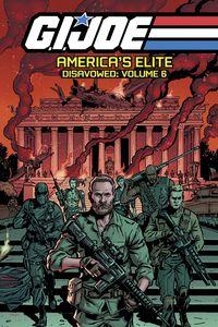 [GI Joe: Americas Elite: Disavowed: Volume 6 (Product Image)]