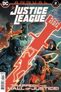 [Justice League: Annual #2 (Product Image)]