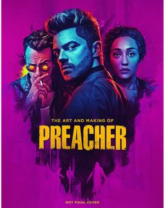 [The Art & Making Of Preacher (Hardcover) (Product Image)]