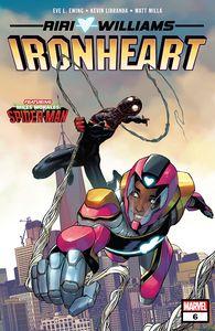 [Ironheart #6 (Product Image)]